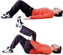 ورزش کمر